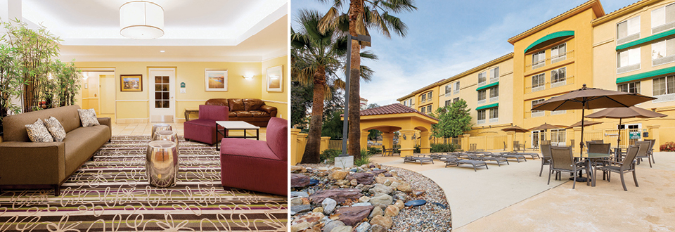 Pacific Inns La Quinta Header